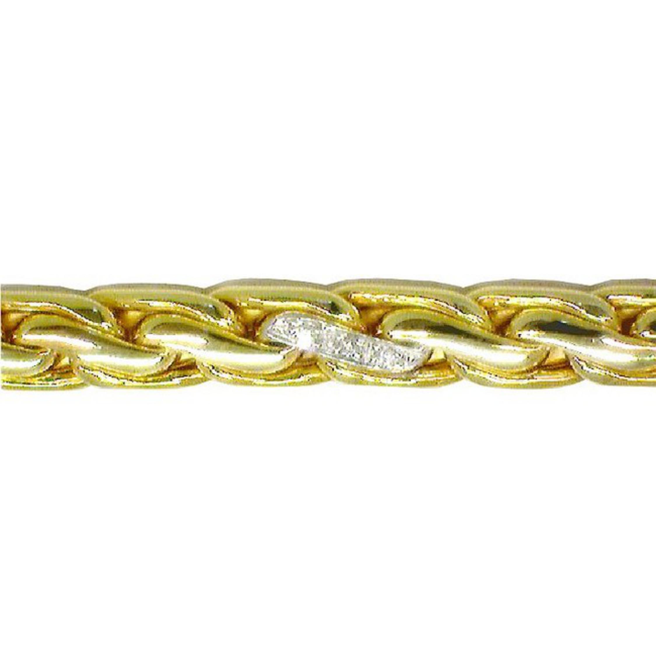 b78195a81b9f Armkette - Gold 585 14K Brillanten 0,18ct bicolor   glitzerzeit.de