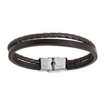 Armband - Leather & more - braun