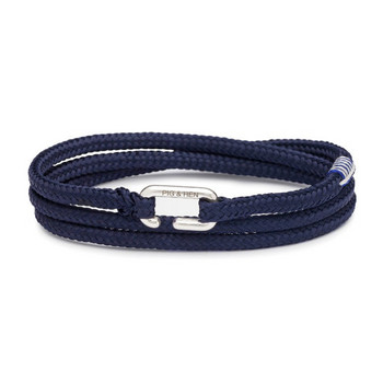 Savage Sam ML - Blau - Armband Nylon 19cm
