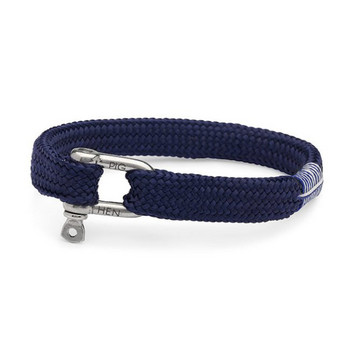 Sharp Simon L - Blau - Armband Nylon 20cm