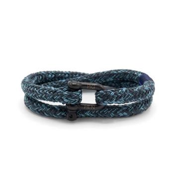 Salty Steve ML - Sky Blue - Armband Nylon 19cm