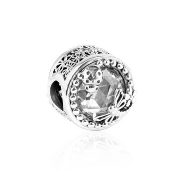Bead - Sterlingsilber - Charm Enchanted Nature