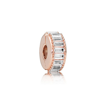 Bead - Pandora Rose - Ice Formation Clip
