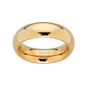 Ring 52 - Pure Basics - goldfarben