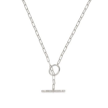 Collier - Delight - Silber mit Knebel