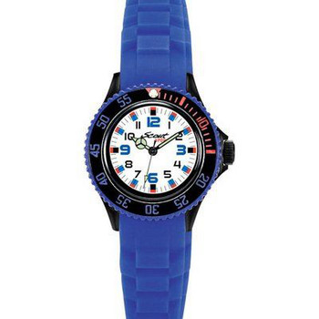 Kinderuhr - The Scout - blau