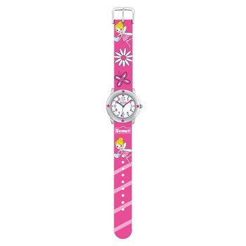 Kinderuhr - Star Kids - Elfe pink