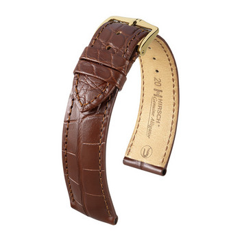 Uhrenarmband - Alligator - Genuine