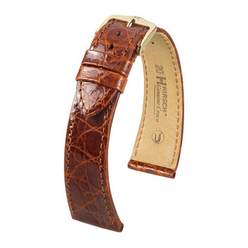 Uhrenarmband - Krokodil - Genuine Croco