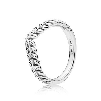 Ring 54 - Sterlingsilber - Lively Wish